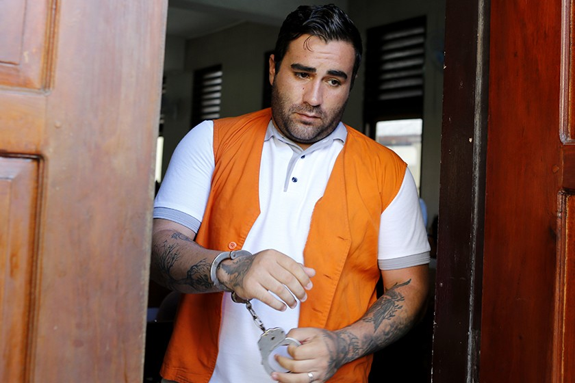 American Tourist Sentenced To 9 Years in Bali Prison On Drug Charges