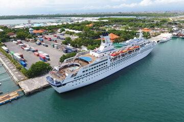 Bali's Benoa Aims To Become World Class Cruise Port