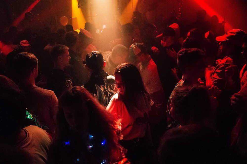 party scene bali