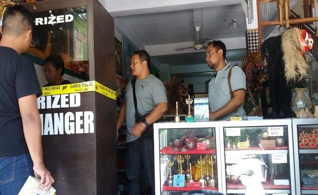 2 Men Arrested in Ubud for Alleged Money Changer Scam