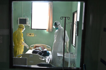 Death of isolation patient 'not COVID-19', says Indonesian hospital