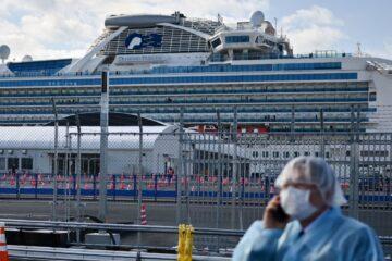Bali Locals Still Quarantined On Cruise Ship