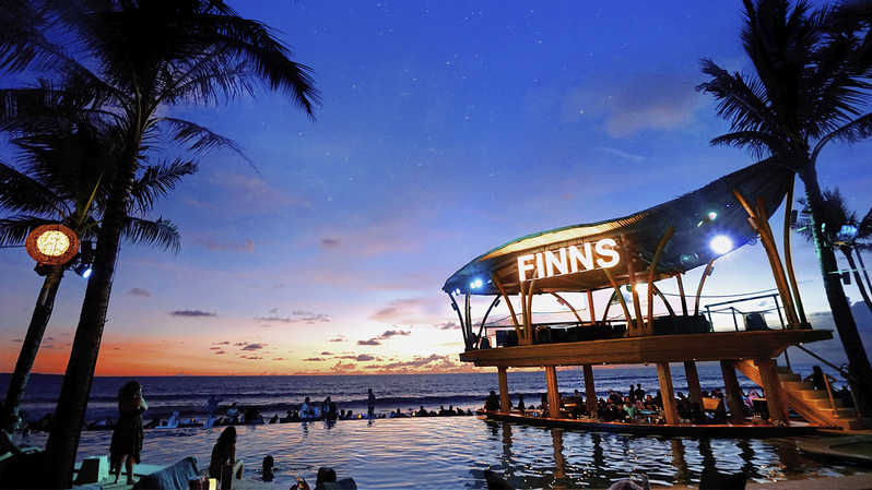 Missing Tourist Swept Away By Ocean Waves In Front Of Finn's Beach Club