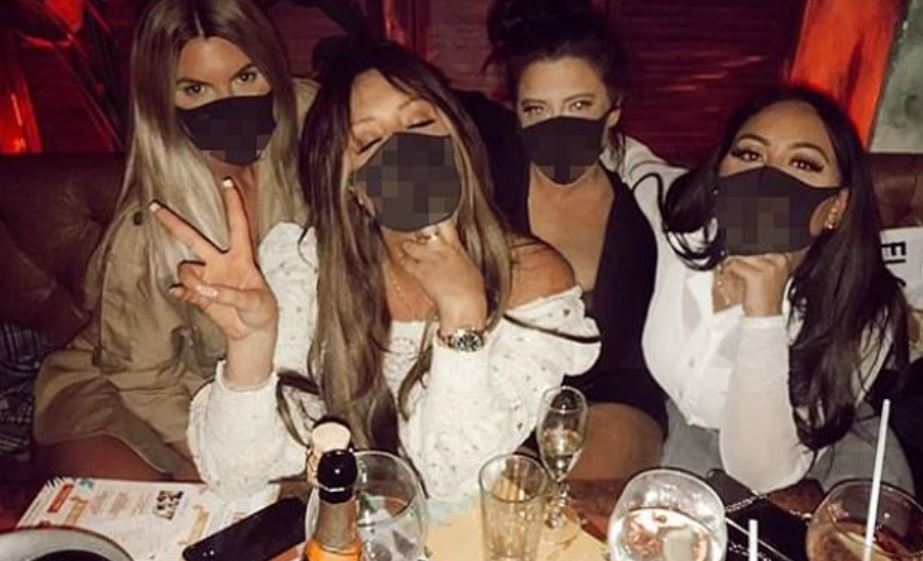 Reality Star Charlotte Crosby Slammed For 'mocking' Coronavirus Fears