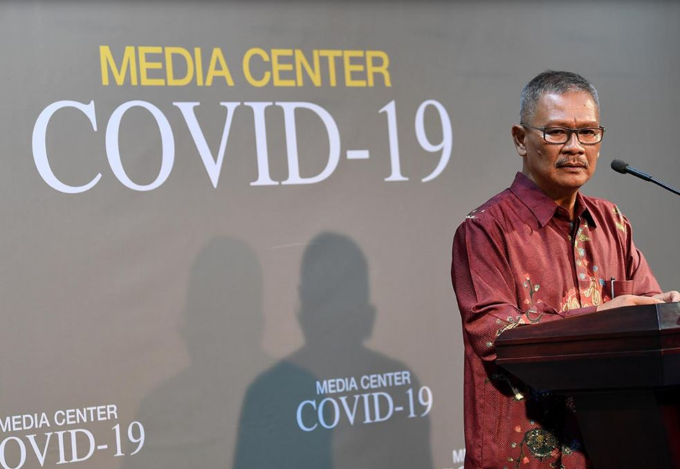 Indonesia's latest COVID-19 figures