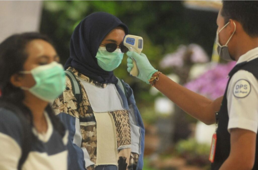 Bali Coronavirus