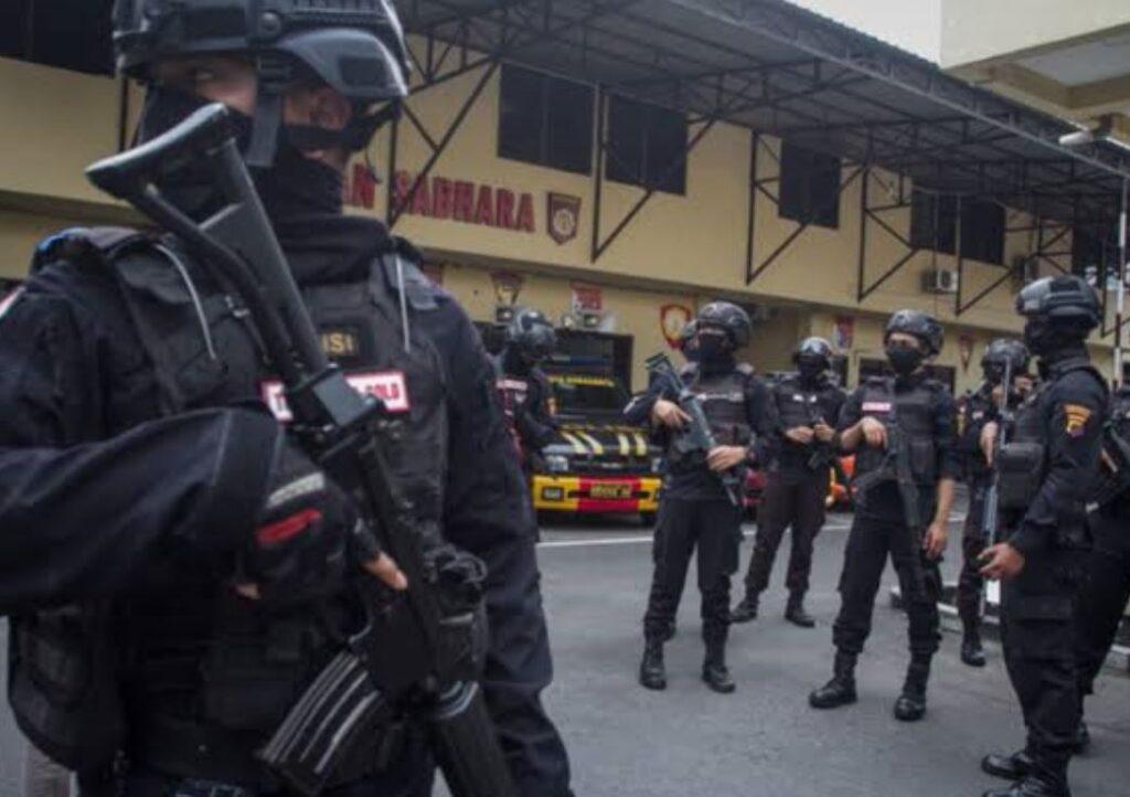 bali police task force