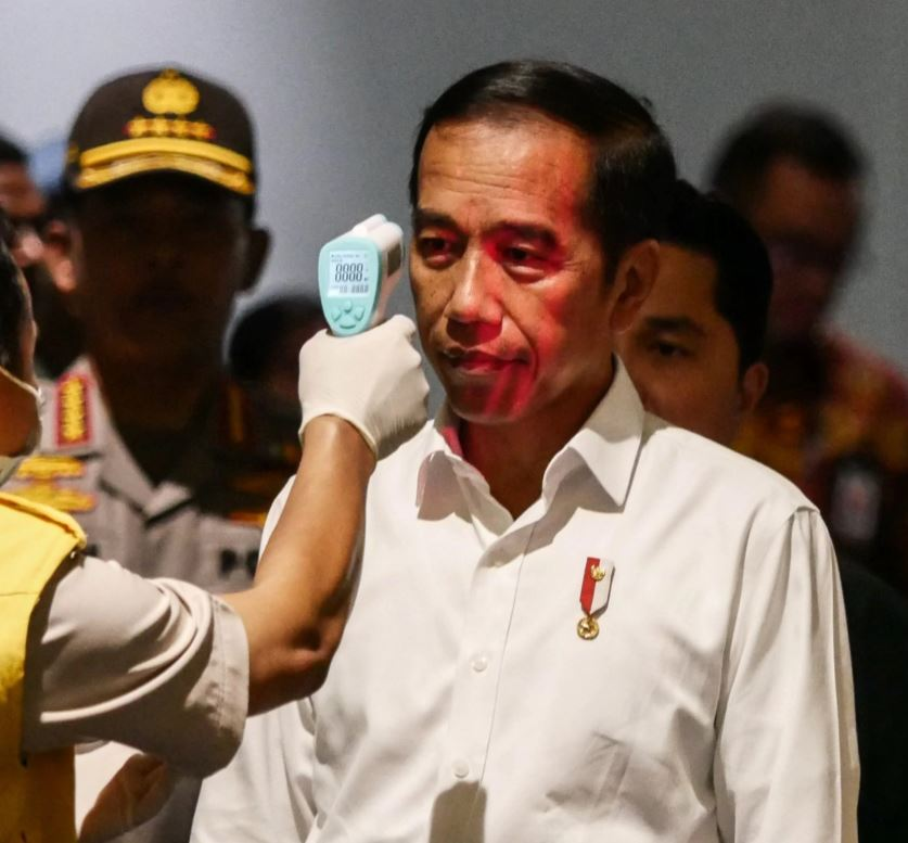 president closes indonesia