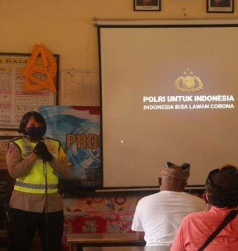 training session in ubud
