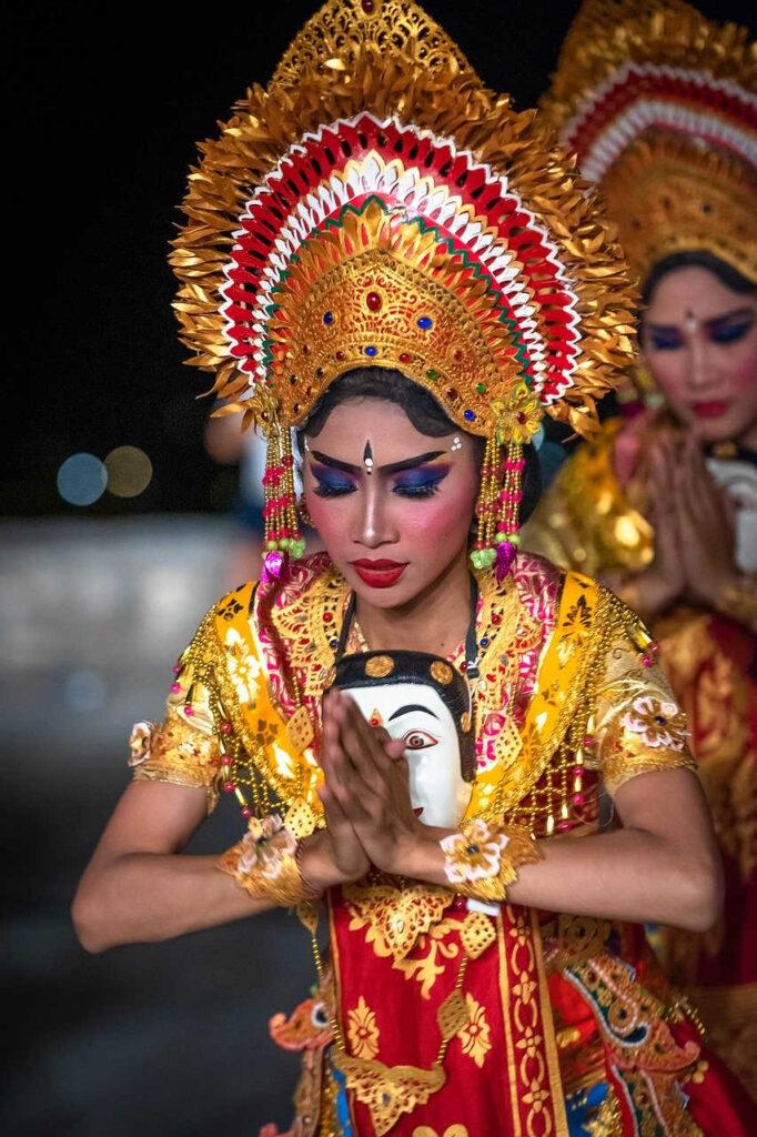 Bali Traditional costume
