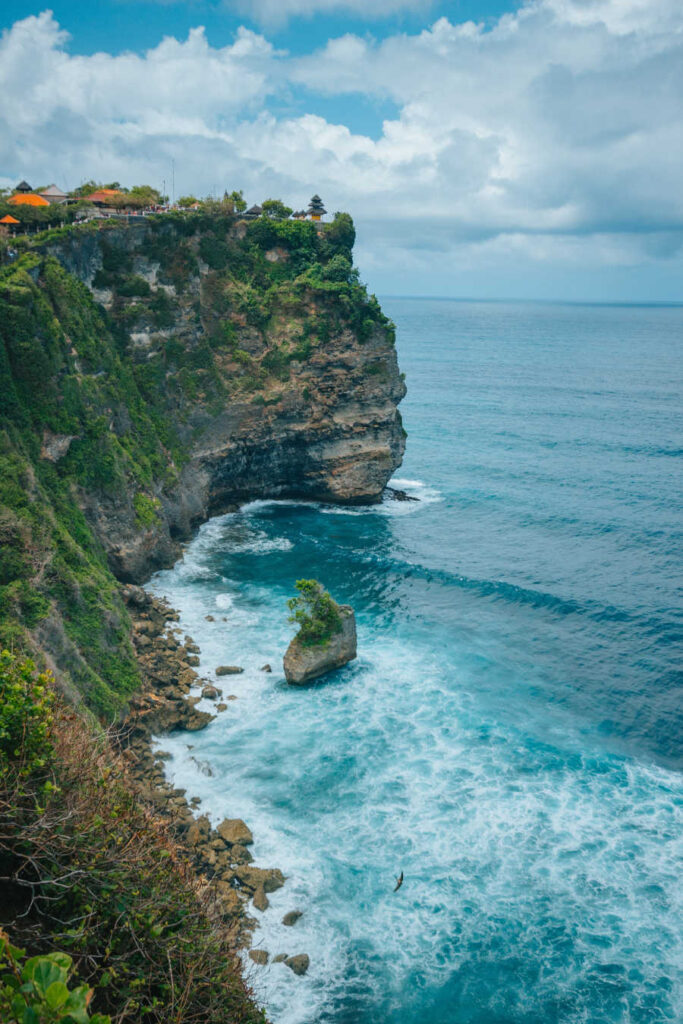 Bali cliff Viewpoint