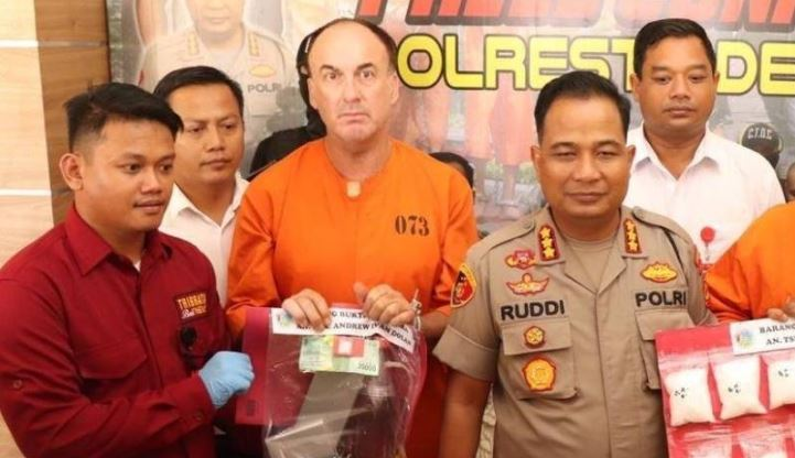 New Zealand National Arrested In Bali On Possession Charges