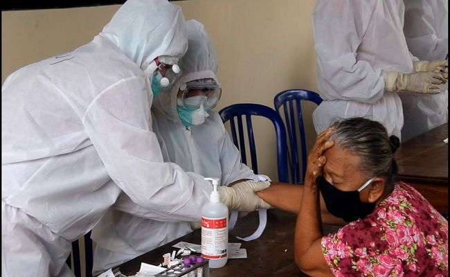 Two Large Outbreaks In Bali Confirm 483 New Cases in 1 Day