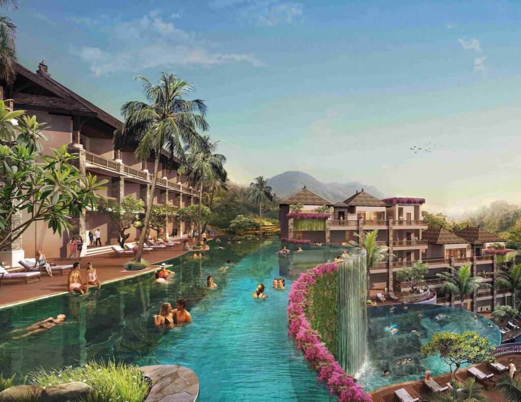 UBud Bali Hotel and pool