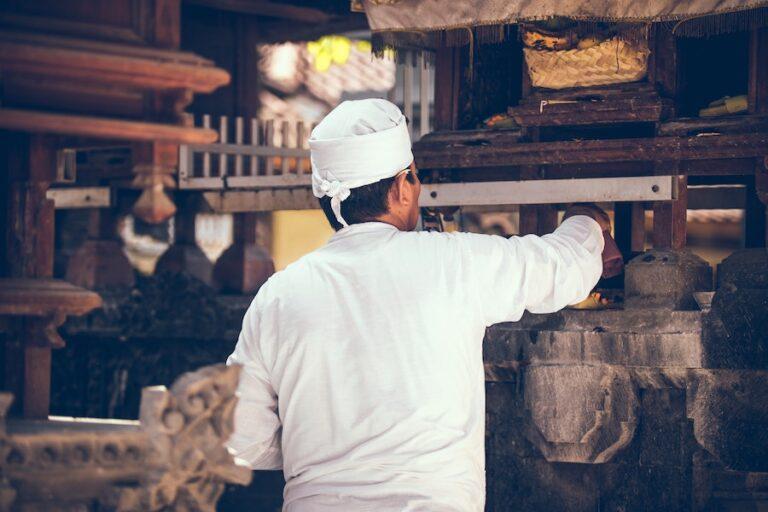 dont be afraid to eat at local bali warungs
