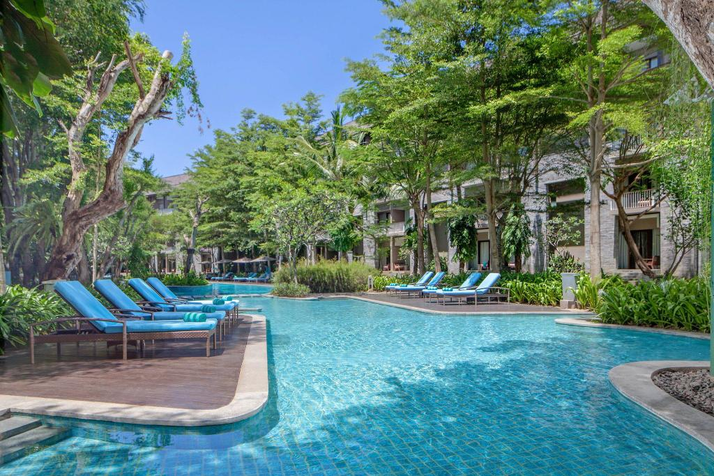 coutyard marriot nusa dua