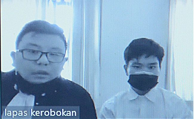 19-year-old Man Chun Kwok