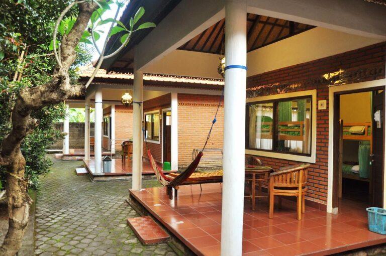 Soni backpacker hostel in bali