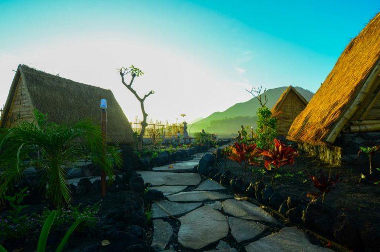 soul huts on mount batur