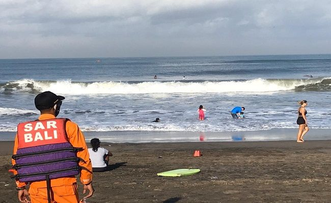 Ocean Claims Second Victim in 24 Hours As Bali Officials Warn Residents