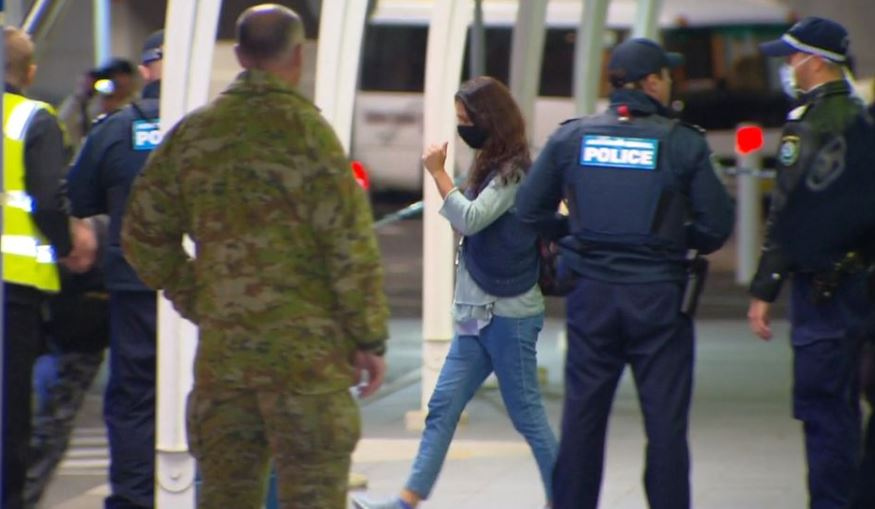 Australian Sara Connor lands in Byron after four years in Bali (2)