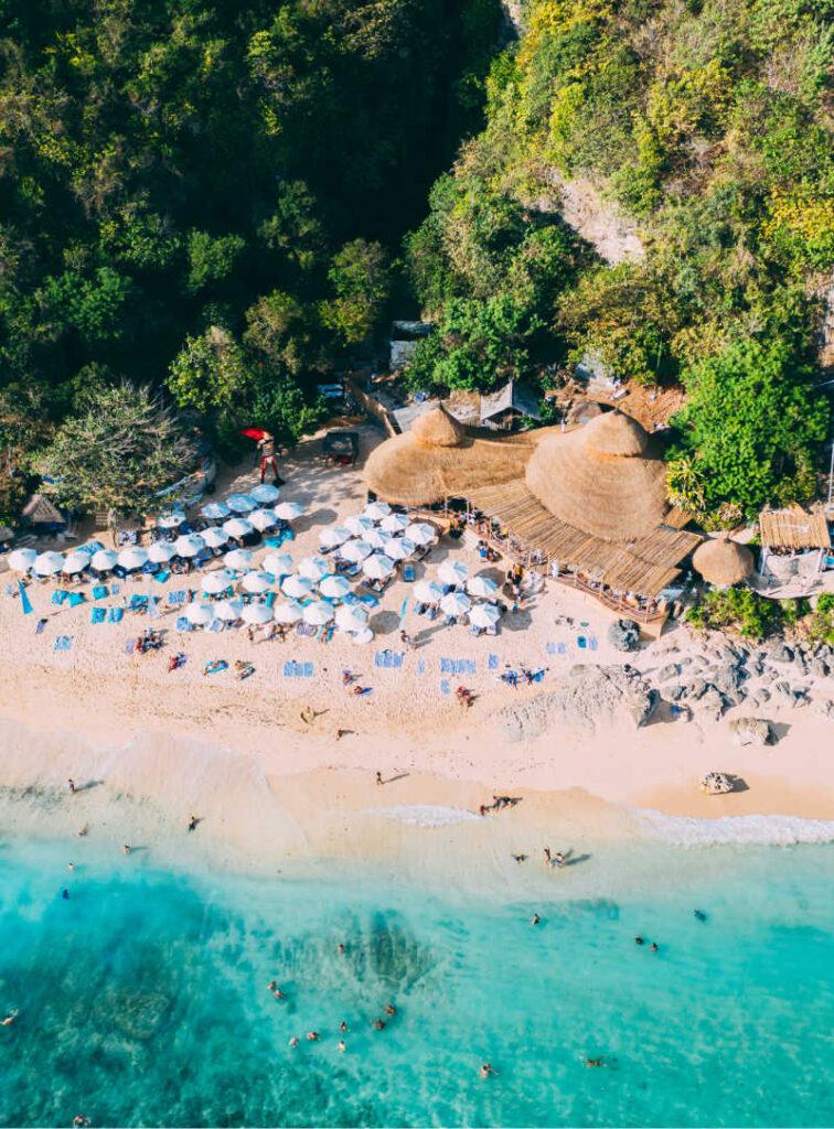 Karama beach bar bali