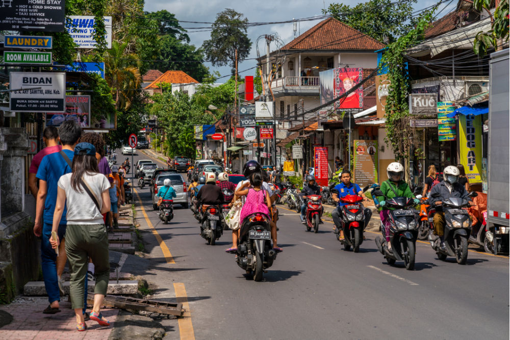 Governor Says Bali Is Not Reopening Because 'The People Are Not Orderly'