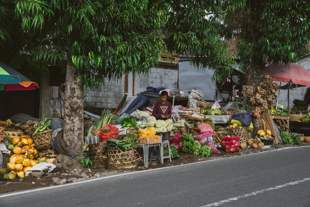 Bali Farmers Say Food Is Rotting Due to Low Demand From Lack of Tourism