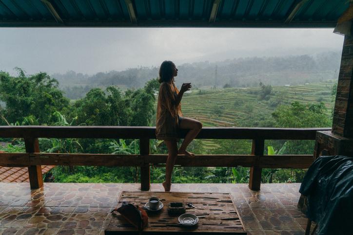 Bali environment