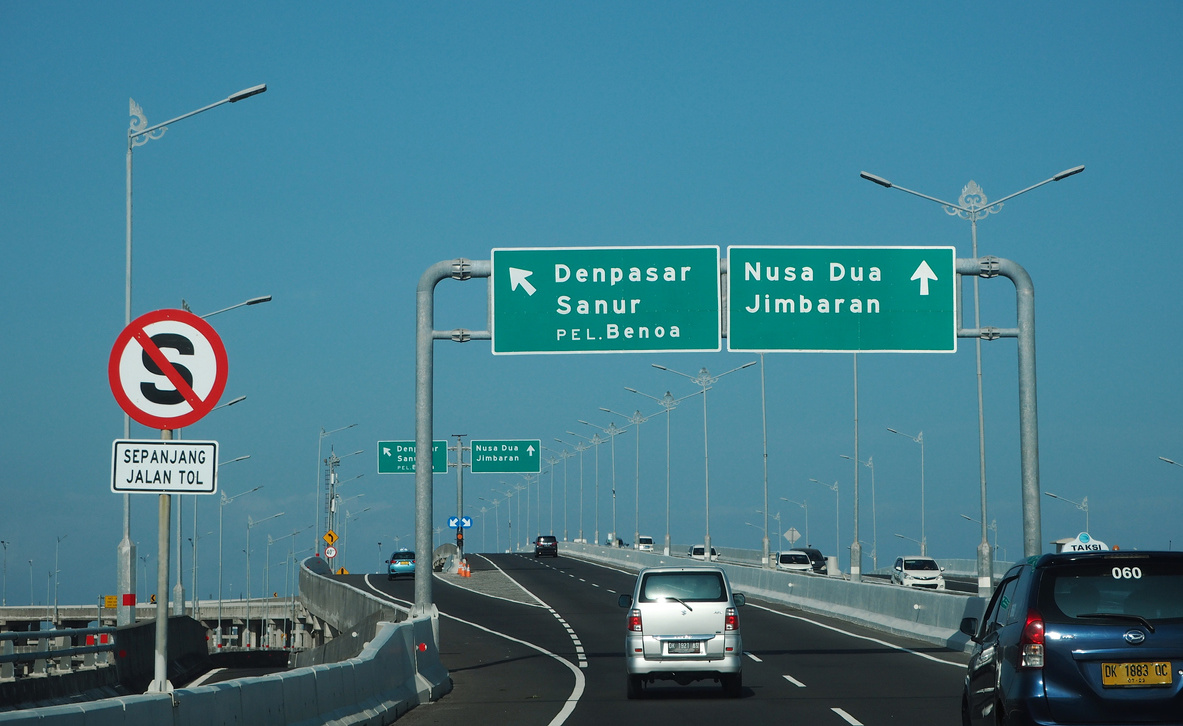 New Bali Toll Road From Gillimanuk to Denpasar To Start Construction in 2021