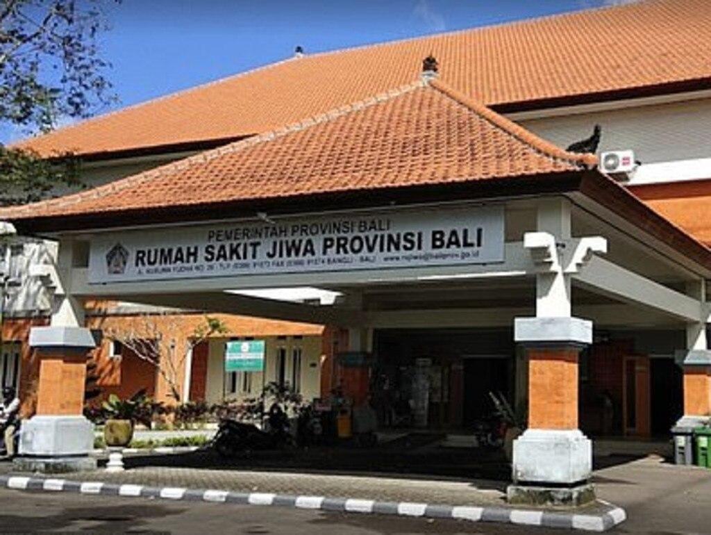 bali mental hospital