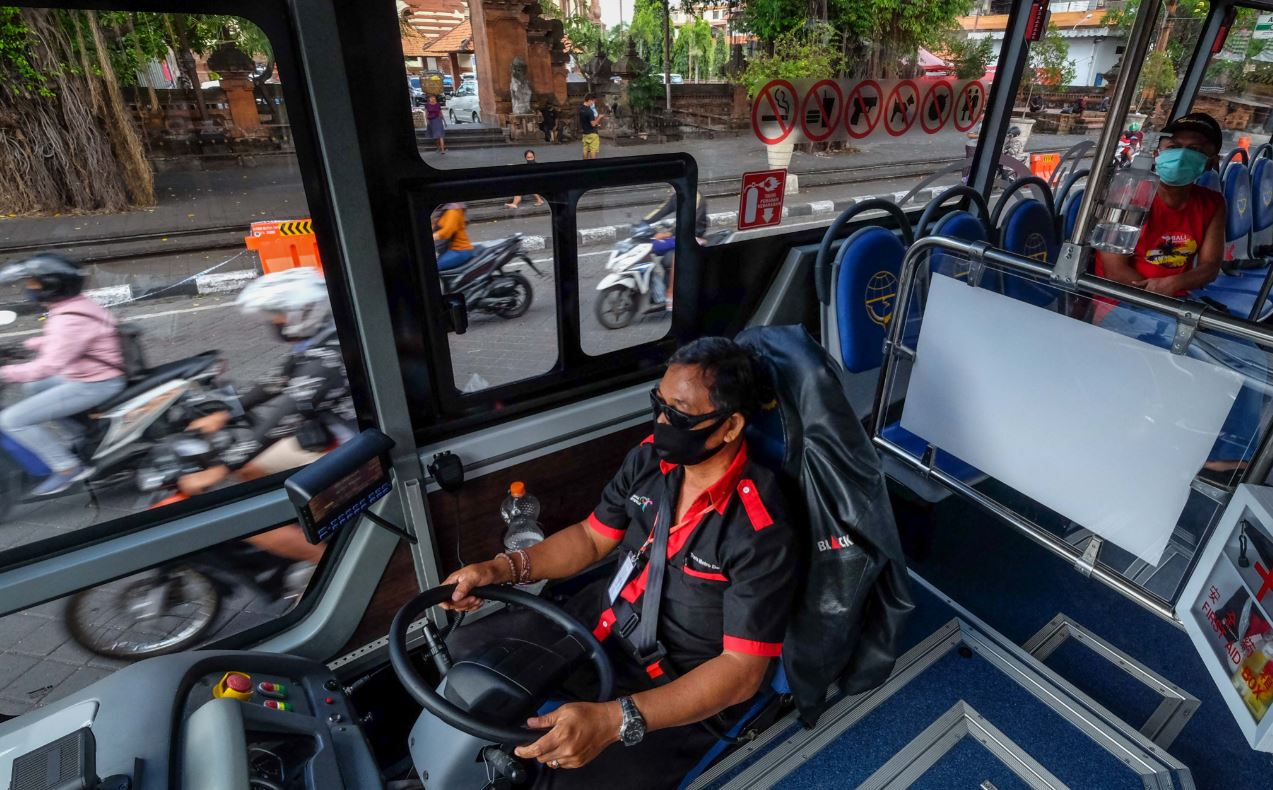 Bali Will Soon Have Electric Public Transportation Including Beach Trams
