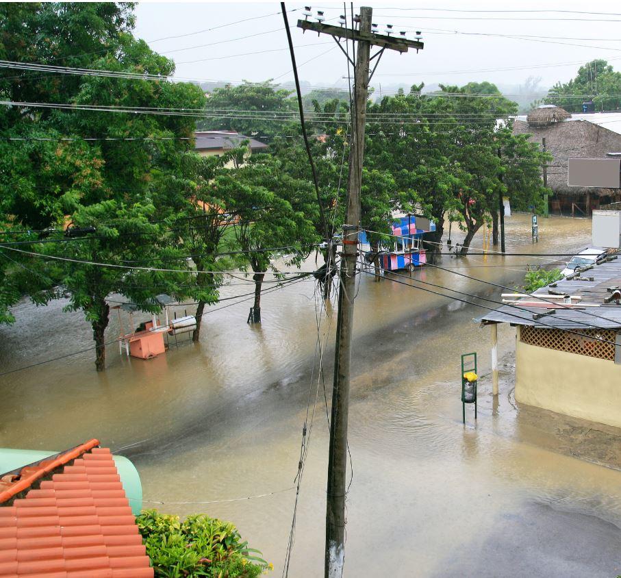 Bali flooding
