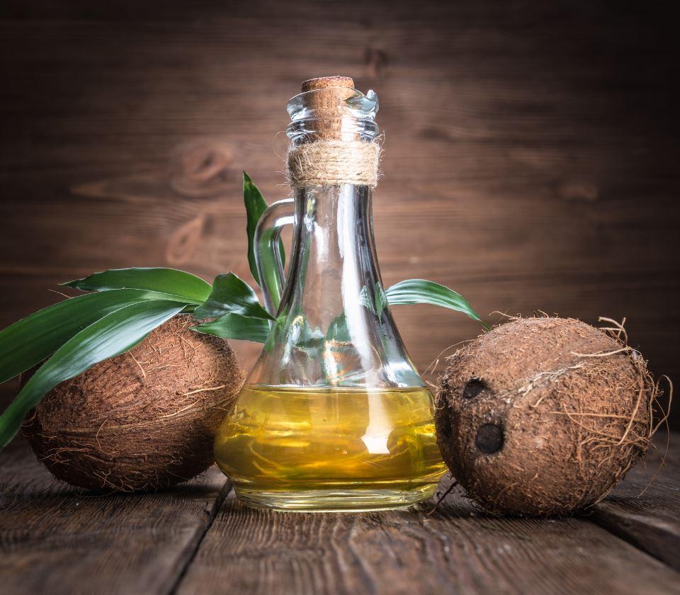 bali coconut oil