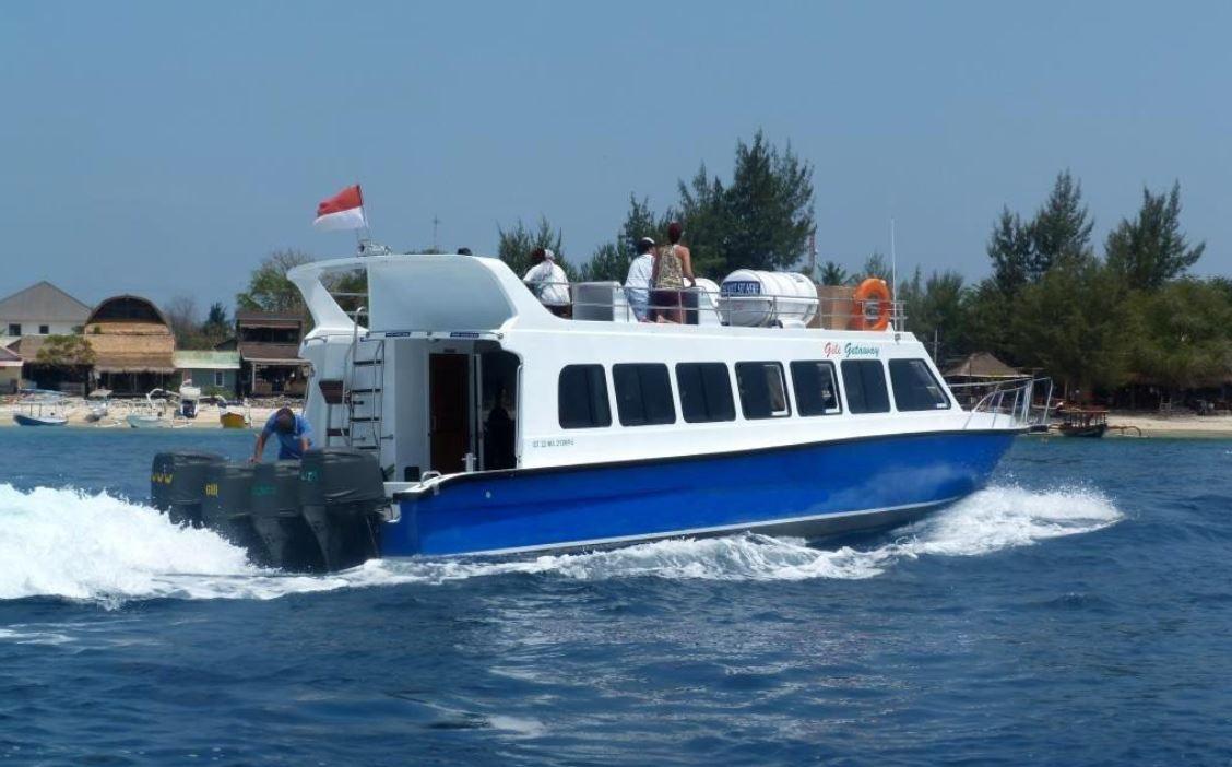 Bali Fast Boat To Gili Trawangan Has Reopened For Crossings