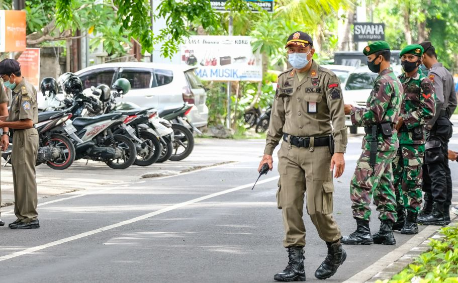Bali Shopping Mall In Trouble With Authorities After Large Event Violated Health Protocols (2)
