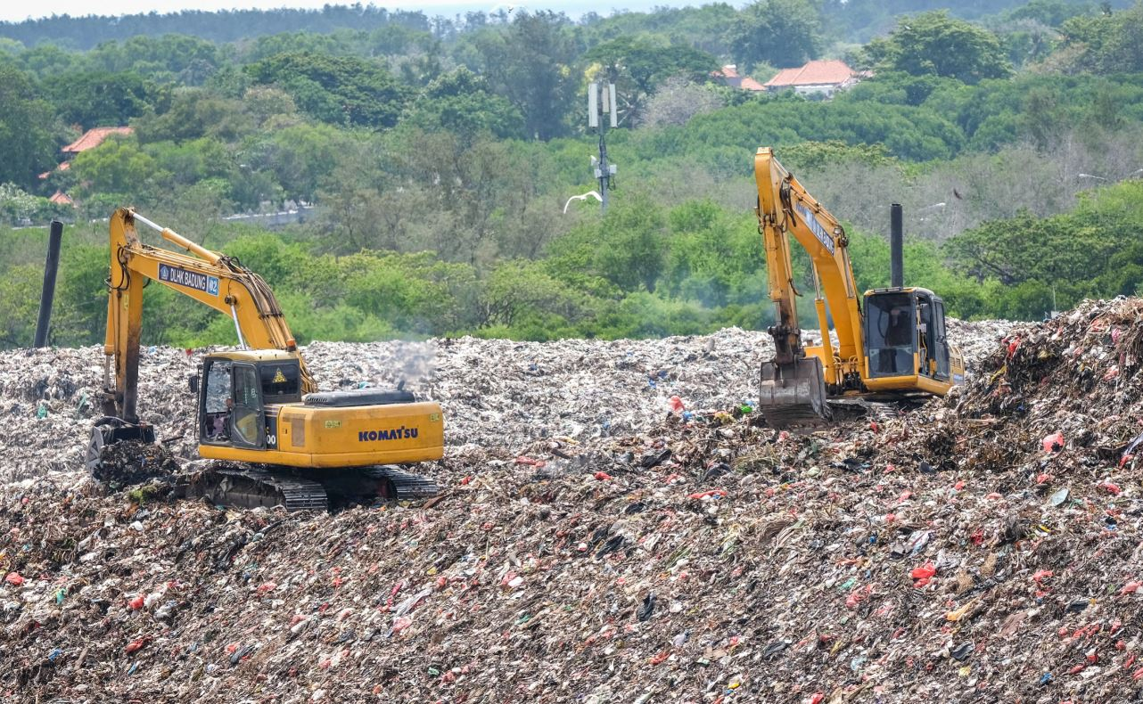Canggu Begins Garbage For Rice Exchange Program