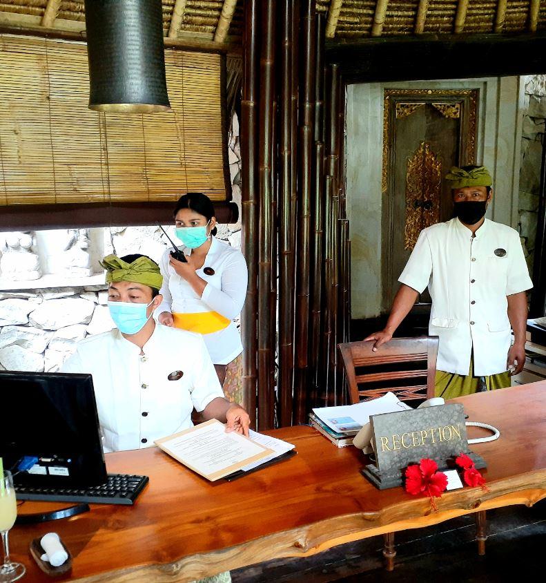 Fivelements Resort Staff