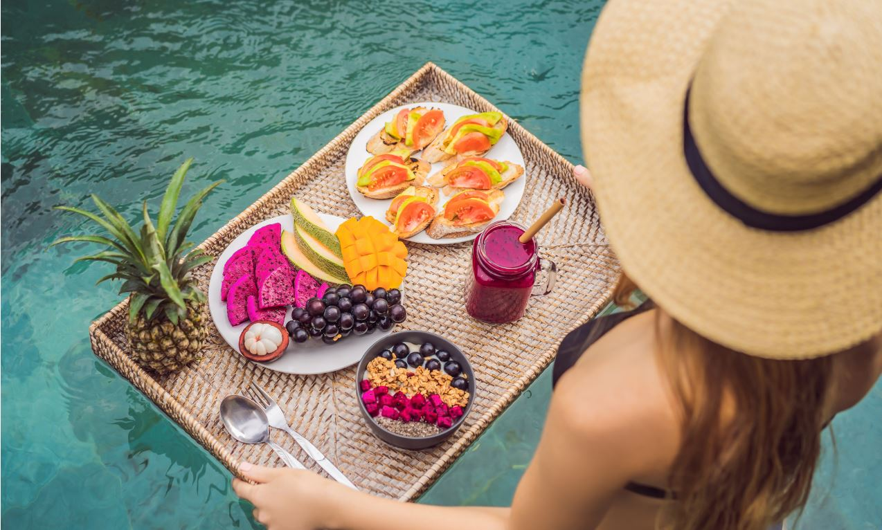 Local Bali Produce Will Be Used As Welcome Fruit For Hotels