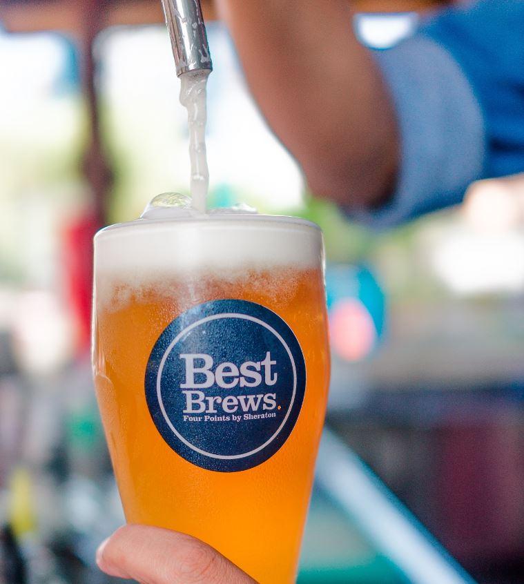 best brews sheraton beer