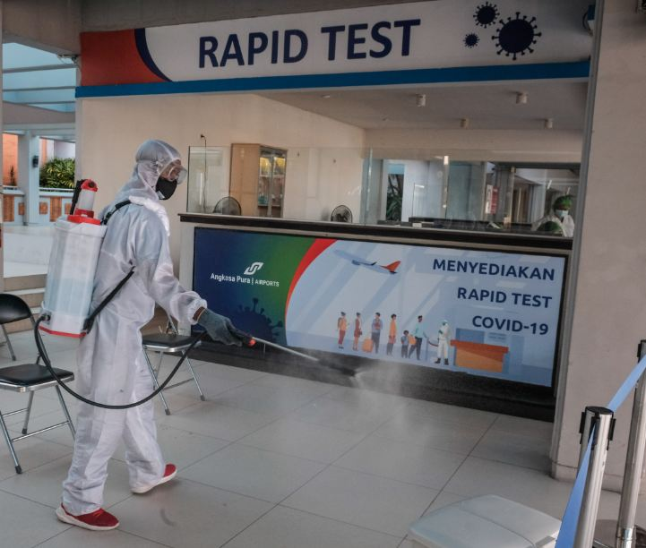 rapid test center medical