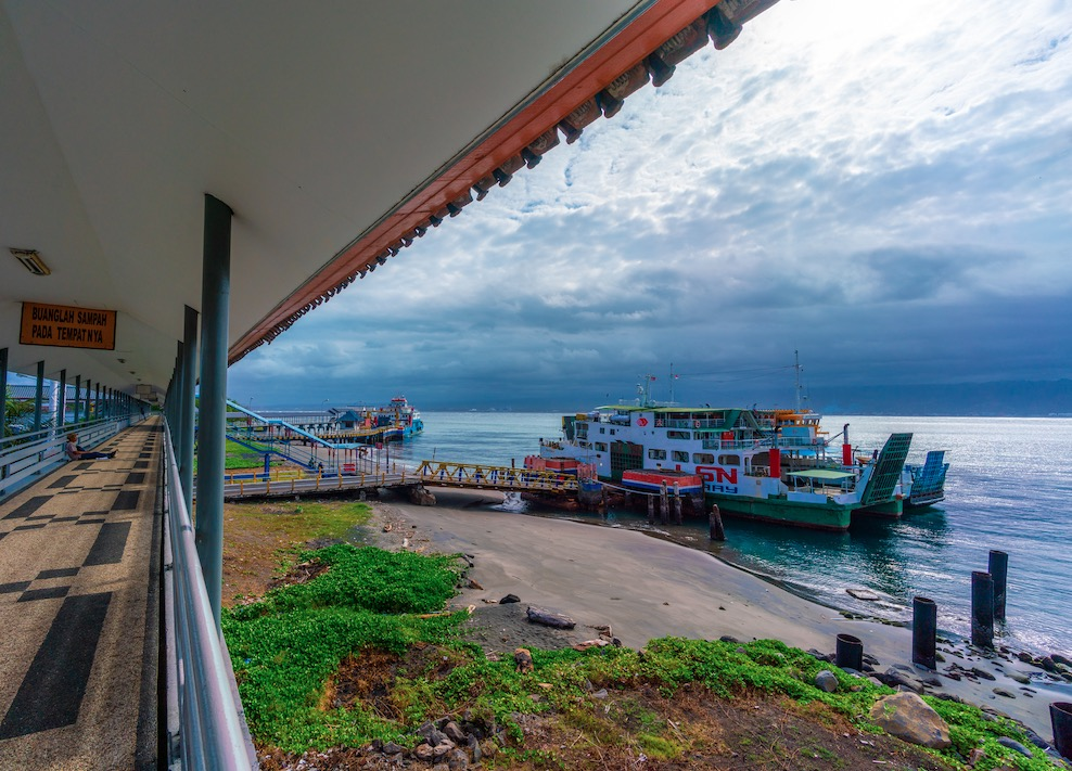 Domestic Tourism Via Gilimanuk Port Declines 55% Year-Over-Year