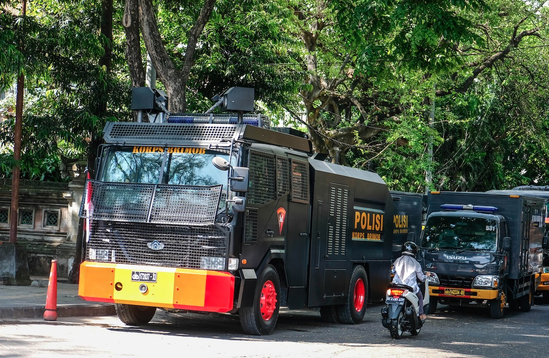 Expat Arrested For Possession Of Firearms And Narcotics In Bali