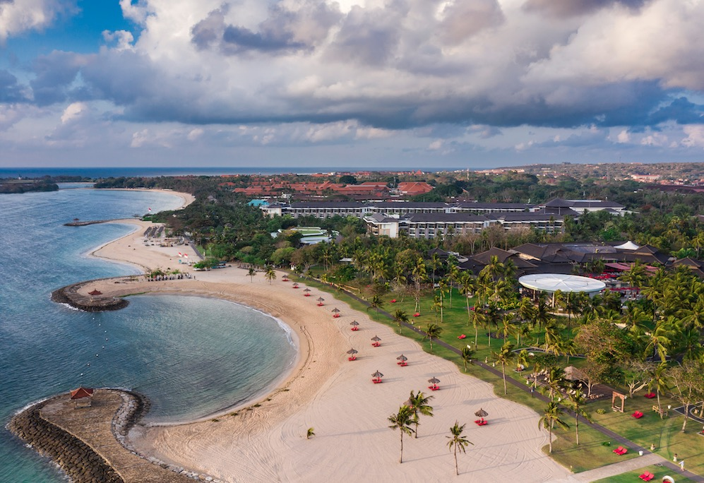 Nusa Dua Launches 12 Electric Vehicles For Green Tourism