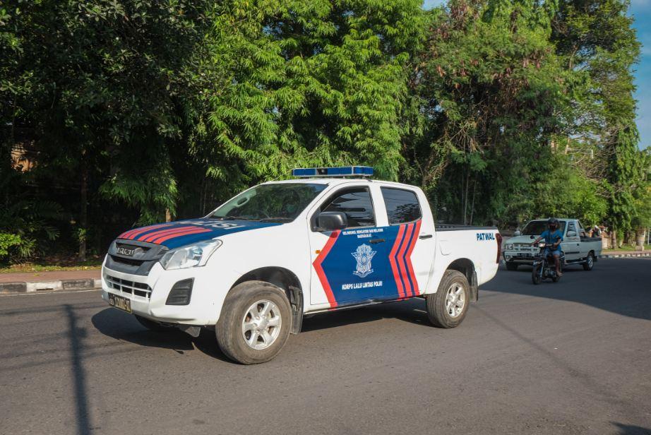 Police Investigate Villa Robbery In Ubud