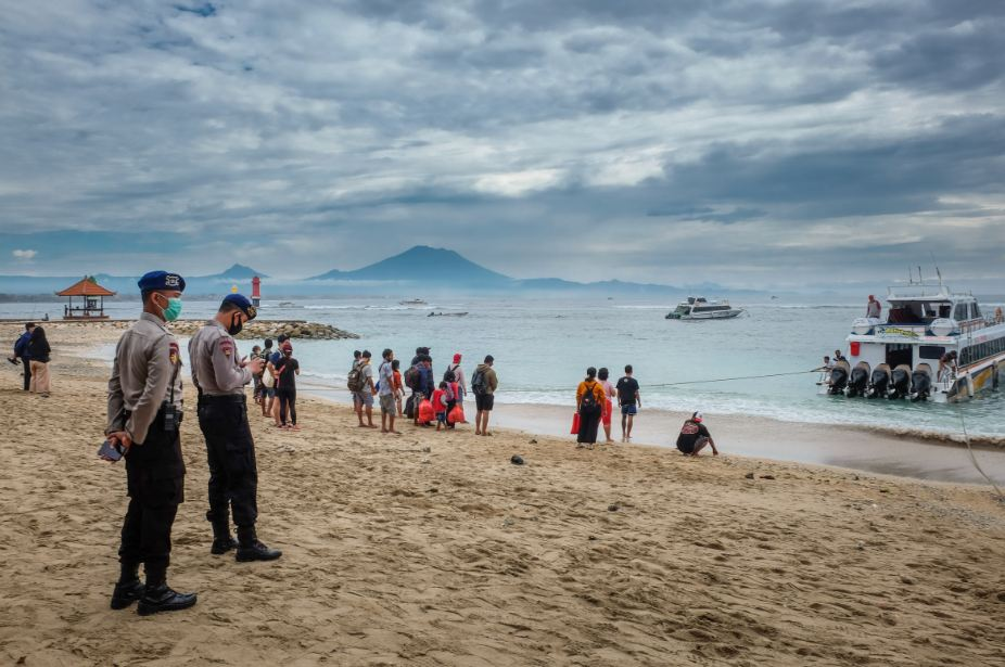 Researcher Missing After Scuba Diving In Karangasem