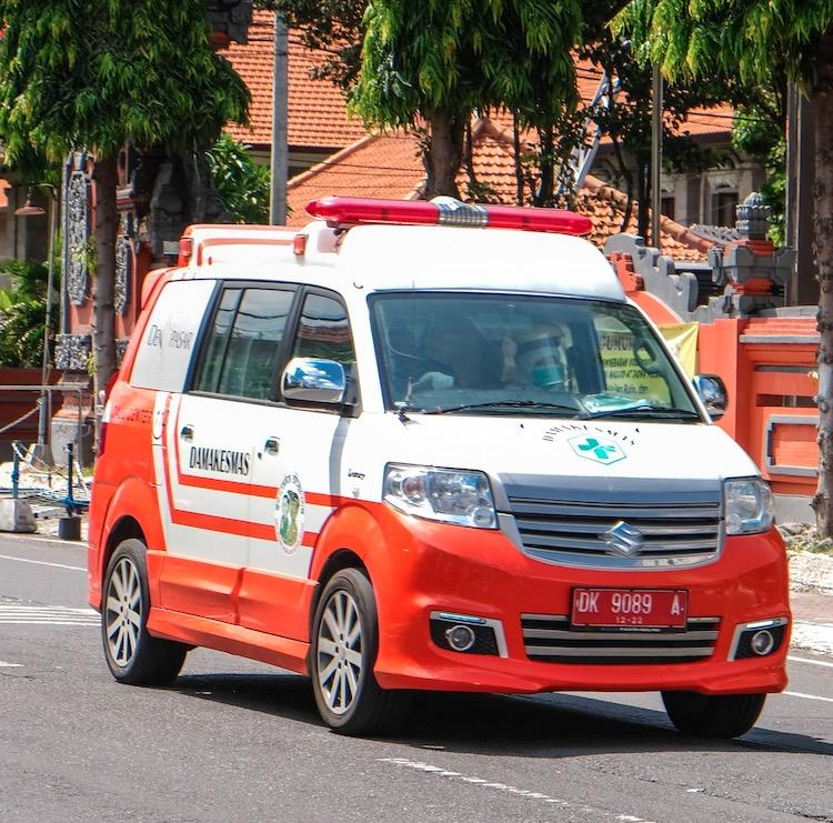 ambulance bali