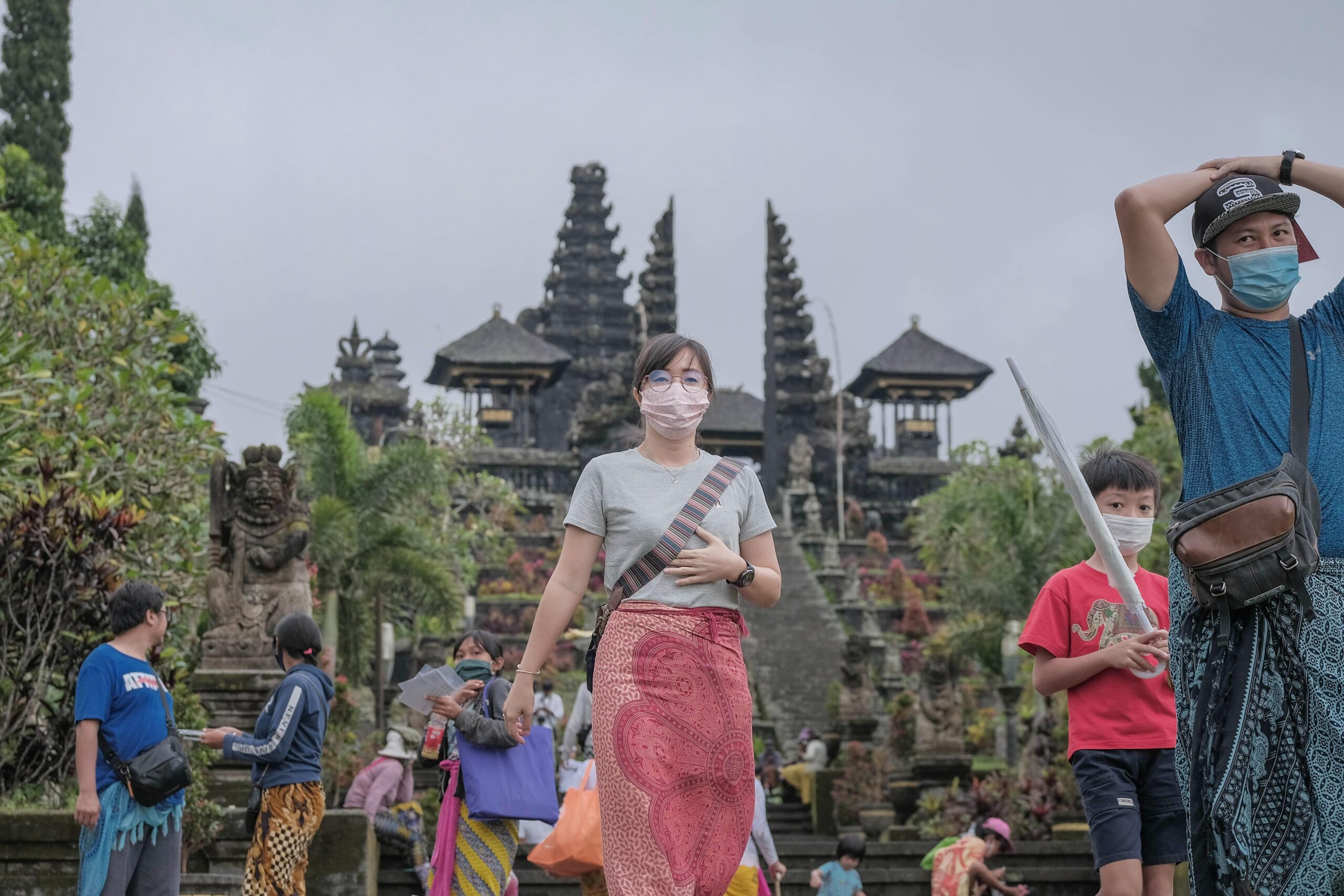 Bali Hotel Association Requests Free Swab Tests For Domestic Tourists