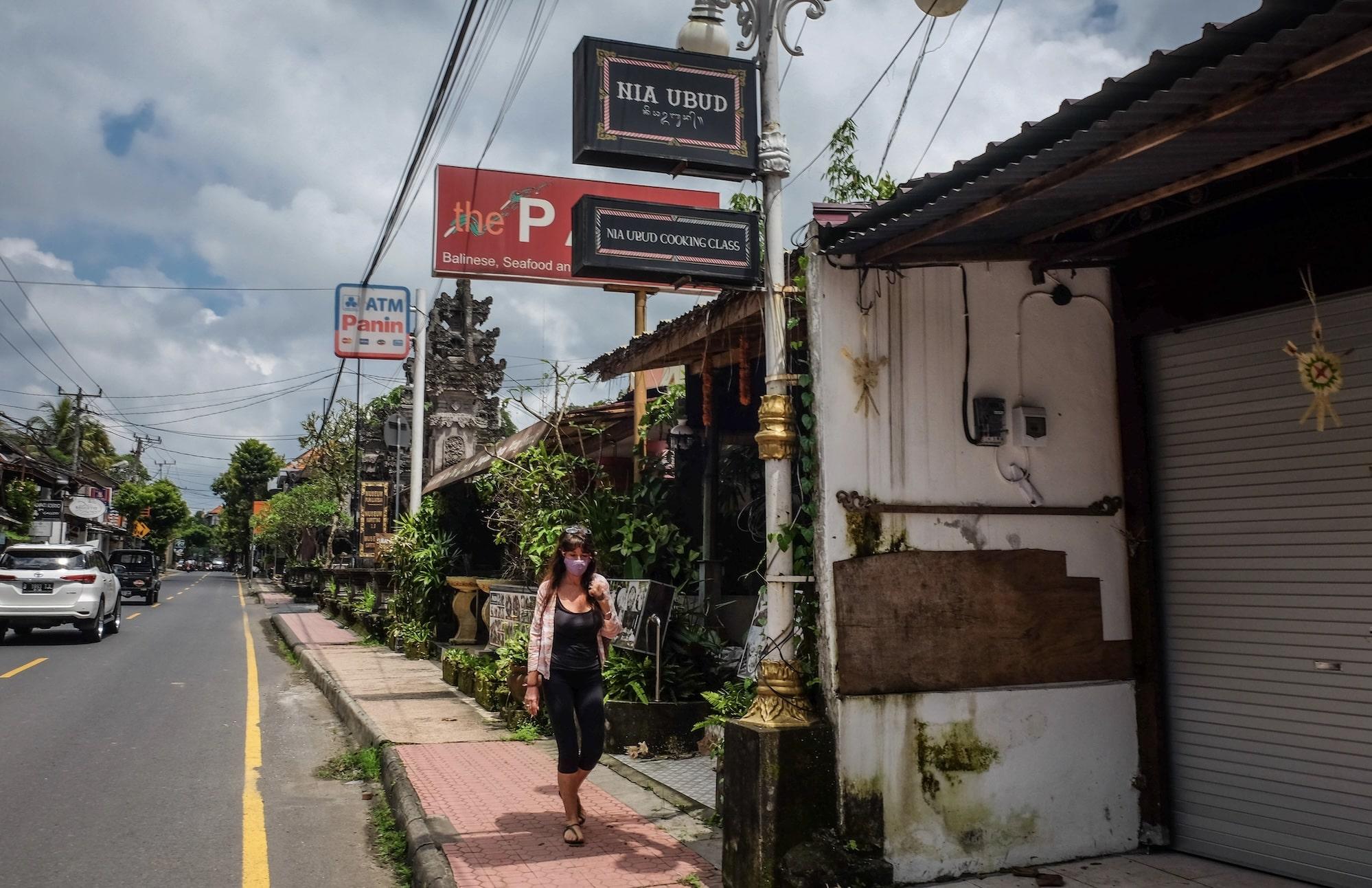Bali Senator Urged Gov't To Impose Full Lockdown