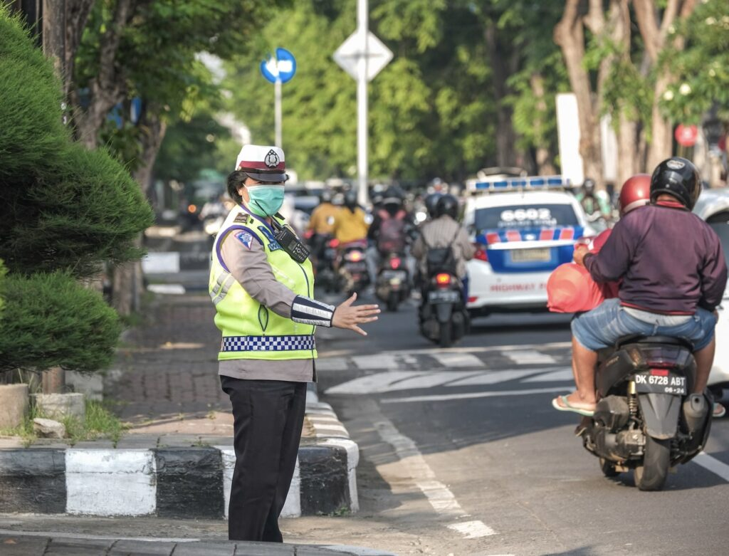 Covid-19 Patient Fled From Hospital On Stolen Motorbike